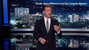 Jimmy Kimmel on John Tory's win in Toronto election